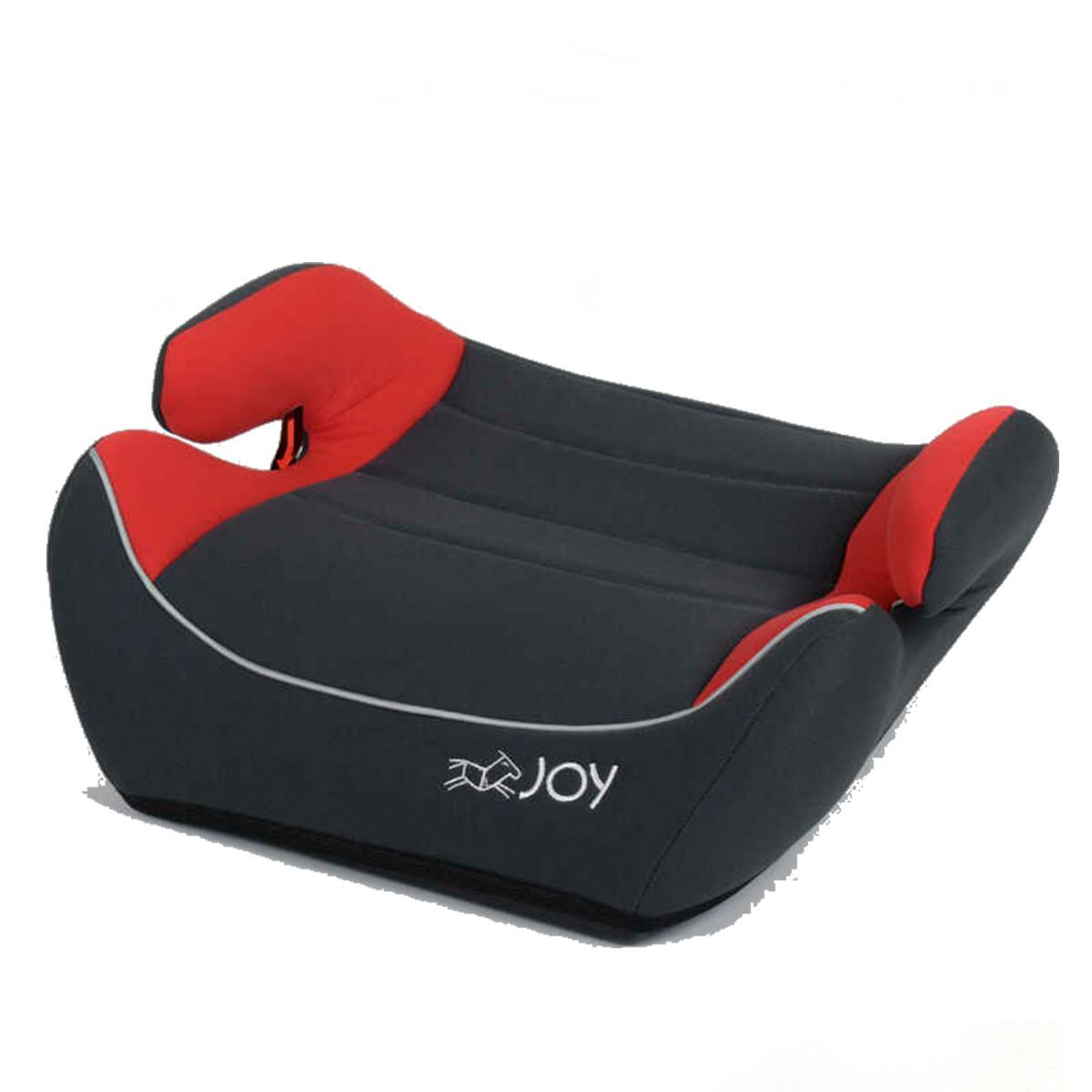 Бустер автомобильный JOY вес ребенка 15-36 кг (30448)