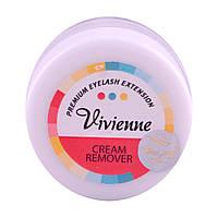 Ремовер-крем атравматичный Япония Vivienne 15 мл