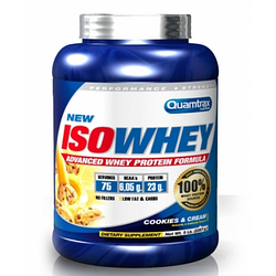 Quamtrax  Iso Whey 2,27 кг