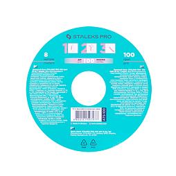 Запасний блок файл-стрічки papmAm для пластикової котушки Bobbinail STALEKS PRO 100 грит (8м).