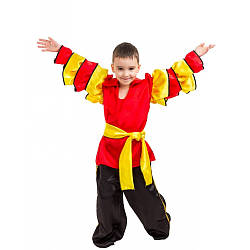 Карнавальный костюм ТАНЦОР, ИСПАНЕЦ для мальчика 4,5,6,7,8,9 лет детский маскарадный костюм ИСПАНЦА ТАНЦОРА