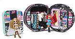 Передвижной Гардероб-чемодан Путешествуем вместе для кукол ЛОЛ - L.O.L. Surprise! O.M.G. Fashion Closet, фото 6