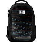Рюкзак школьный GoPack Education Stripes GO20-133m-2, фото 2