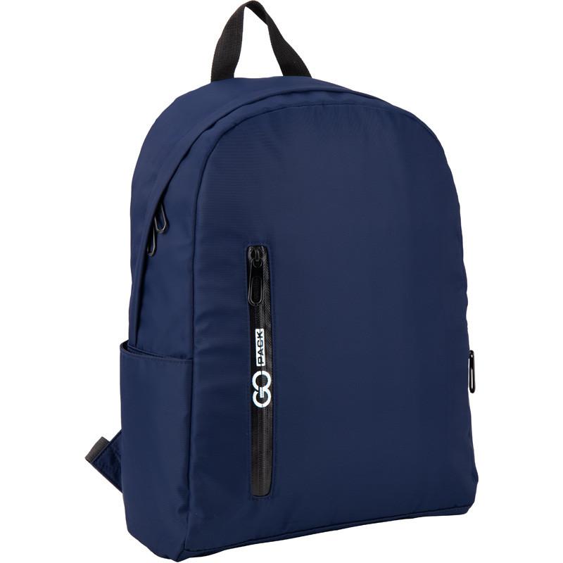 Рюкзак молодіжний GoPack Сity Синій Go20-156m-2