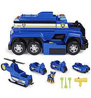 Игровой набор Paw Patrol Большой полицейский автомобиль Гонщика