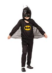 Детский карнавальный костюм БЭТМЕН для мальчика 3,4,5,6,7,8 лет, детский новогодний костюм БЭТМЕНА