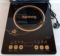Настольная плита индукционная Rainberg RB-815 1 конфорка 3200W Black (2_009863)