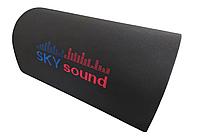 Активний сабвуфер бочка Sky Sound SS-12UB Bluetooth 1200W з вбудованим підсилювачем