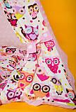 Вигвам Индийские совушки. Вигвам детский, детский вигвам, детский домик, детская палатка, вигвам палатка, фото 3
