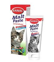 Sanal Malt-Paste 100 гр-Мальт-Паста для вывода шерсти у кошек (SV6010)
