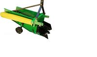 Картофелекопалка КТН - 1-60 транспортерная на цепи для минитракторов Корунд