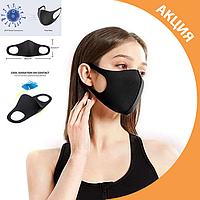 ✨ Многоразовая маска Питта комплект 5 шт без клапана ✨, фото 1