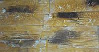 Плитка для каминов Днепровская скала сафари темная