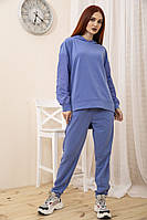 Спорт костюм женский 104R0033 цвет Джинс