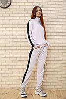 Спорт костюм женский 103R240 цвет Белый