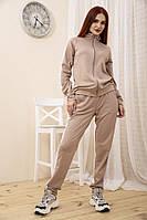 Спорт костюм женский 103R240 цвет Бежевый
