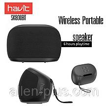 Акустическая колонка HAVIT, bluetooth speaker  HV-SK800BT, Black