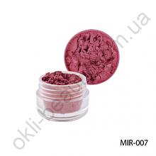 Пигмент для акрила и геля, перламутровый, косметический MIR-07