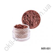 Пигмент для акрила и геля, перламутровый, косметический MIR-01