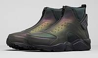 "Nike Air Huarache Run Mid ""Iridescent"", фото 1"