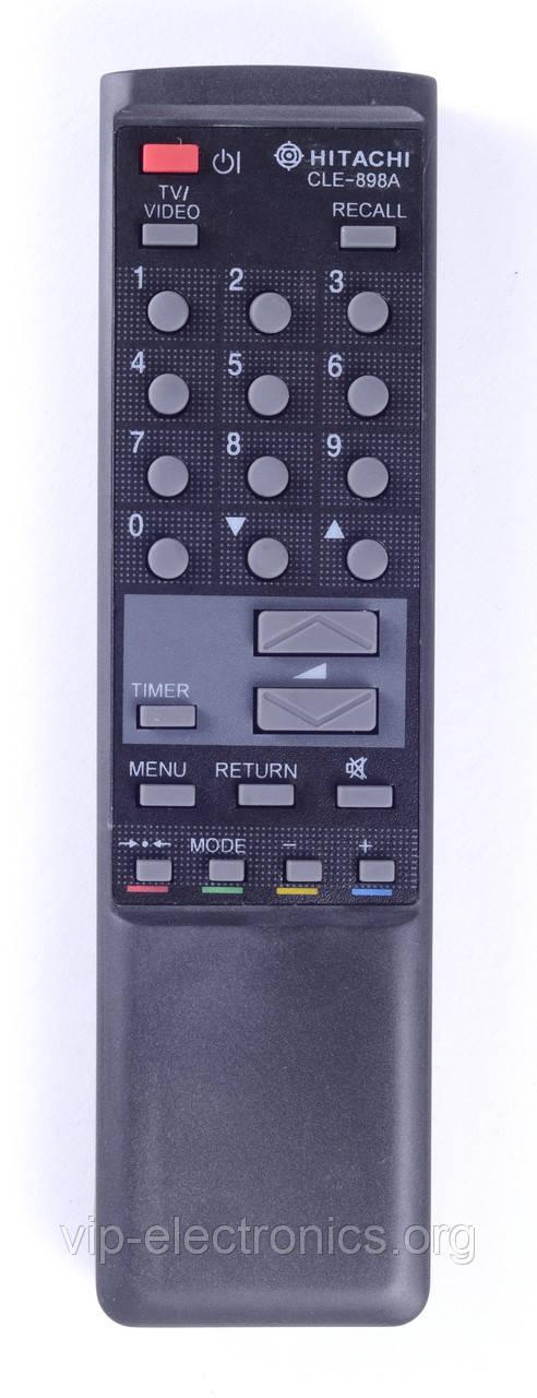 Пульт Hitachi  CLE-898A (TV) як оригінал