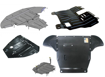 Защиты двигателя и КПП