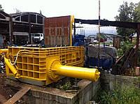 Пакетировочный пресс для металлолома Y83-250B б/у, фото 1
