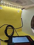Ендоскоп товщина тільки 3,9 мм!, професійний Full HD 1920*1080 Інспекційна камера Діагностика Відеоскоп, фото 5
