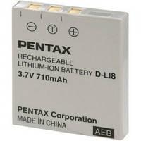 АККУМУЛЯТОР PENTAX D-Li 85  3,7v 780mAh Li-Ion