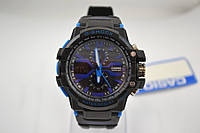 Casio G-Shock D-1365A Black-Blue