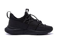 Мужские кожаные кроссовки Under Armour (реплика), фото 3