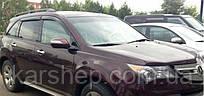 Ветровики на Acura MDX II 2007-2013