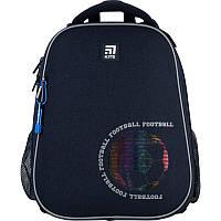 Рюкзак шкільний каркасний Kite Education Football K21-531M-6