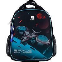 Рюкзак шкільний каркасний Kite Education Space challenges K21-555S-5