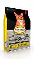 Сухий корм для кішок з куркою Oven-Baked Tradition Cat Adult Chicken