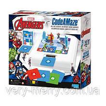 Набір для навчання дітей програмуванню 4M Disney Avengers Месники (00-06205)