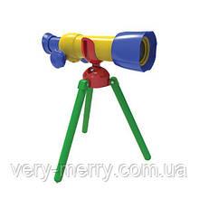 Мой первый телескоп 15x Edu-Toys (JS005)