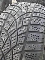 Шины зимние Б/У 205/55/16 Dunlop 3D  протектор 5-6мм