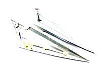 Пластик на мопед Viper SPORT50 MX50V - вставка боковая правый, левый к-кт 2шт