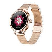 Фитнес браслет Смарт часы М4 женские с измерением давления и пульса