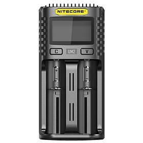 Зарядное устройство Nitecore UM2 (2 канала)