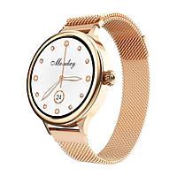 Смарт часы Фитнес браслет М4 женские с измерением давления и пульса