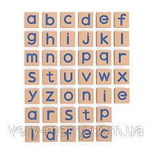 Набор магнитных букв Viga Toys Строчные, 40 шт. (50590)