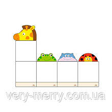 Набор магнитных досок Viga Toys №6 (50776)