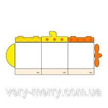 Набор магнитных досок Viga Toys №11 (50781FSC)