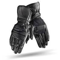 SHIMA D-TOUR Gloves Black, S Мотоперчатки кожаные туристические, фото 1