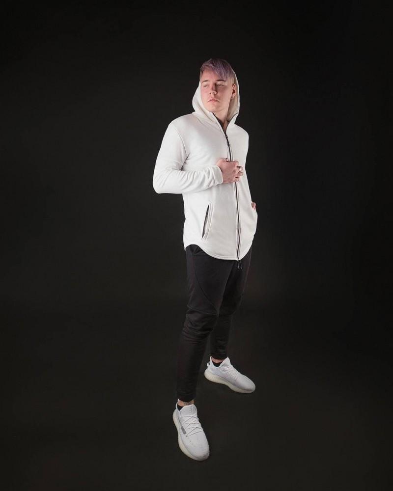 Спорт костюм біло-чорний Dsquared Limit 1.0 D152