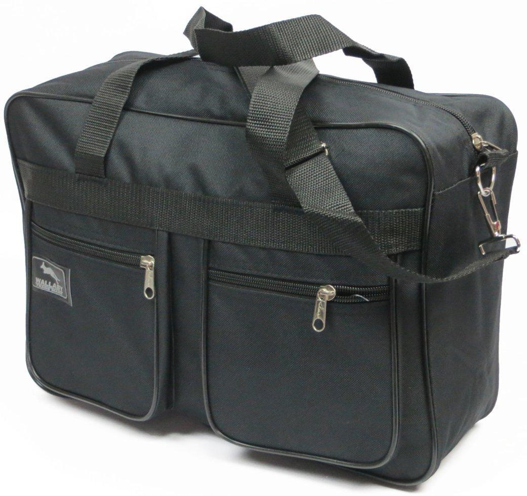 Чоловіча міська сумка w82630 чорна