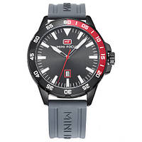 Годинники наручні Mini Focus MF0020G Gray-Black-Red