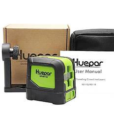 Лазерний рівень Huepar HP-9011G ❖СУМКА і магнітний кронштейн у подарунок!❖